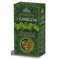 Čaj Zelený s Ginkom 70 g krabička