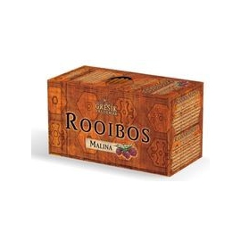 Čaj Rooibos malina 20 n. s. Grešík