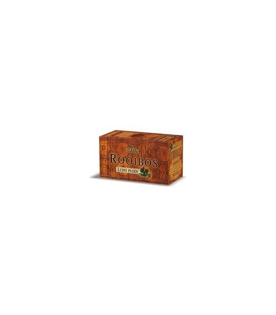 Rooibos lesné plody,  20 x 1,5g