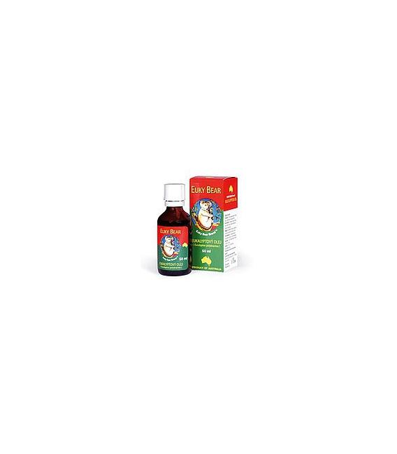 EUKY BEAR - Eukalyptový olej 50 ml