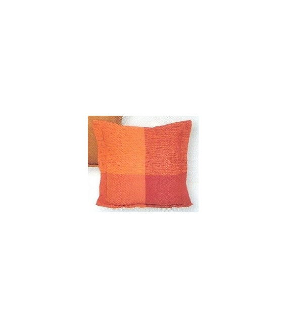 Pohánkový vankúš DEKOR s povlakom, ručne tkané 45 x 45 cm, Kama