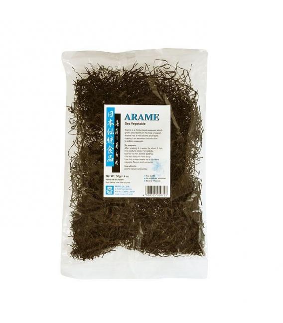 Morské riasy Arame, 50 g