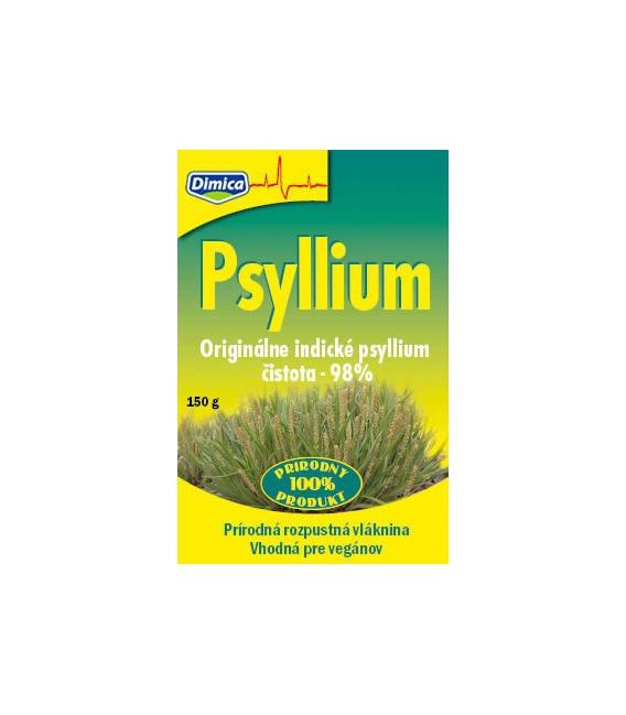 Psyllium - vláknina