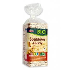 Chlebíčky špaldové 140 g BIO
